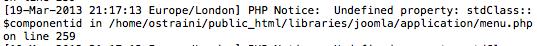 Белый экран смерти в Joomla – ошибка Joomla