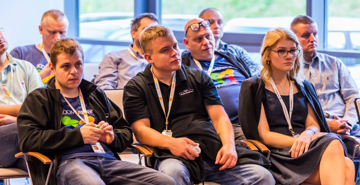JoomlaDay Poland 2015, г.Гданьск