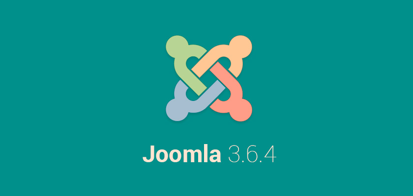 Joomla 3.6.4 - релиз безопасности