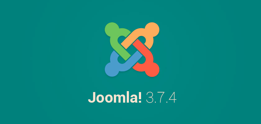 Вышел релиз безопасности и исправлений Joomla! 3.7.4