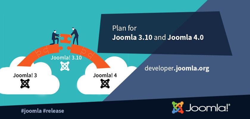 Joomla 3.10 и Joomla 4.0
