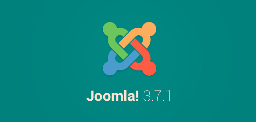 Вышел релиз безопасности Joomla 3.7.1