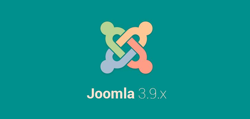 Вышла версия Joomla 3.9.10