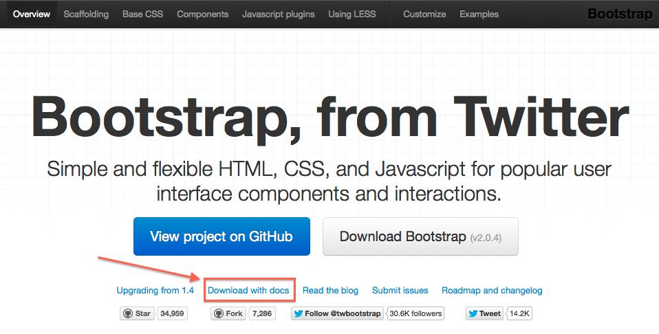 Как сделать сайт с bootstrap